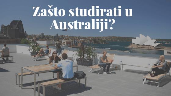 Zašto studirati u Australiji? 5
