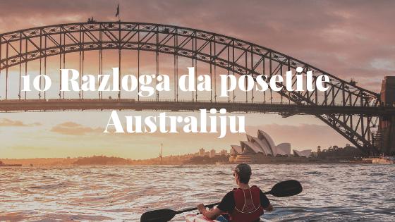 10 Razloga da posetite Australiju 4