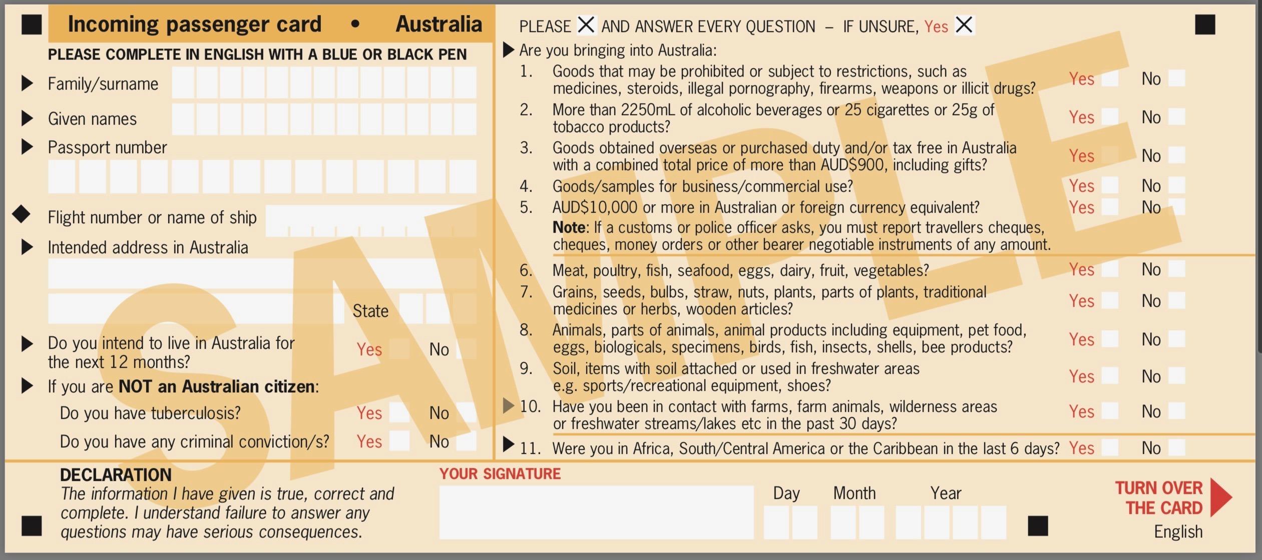 Važno! Izbegnite poništenje turističke vize za Australiju 1
