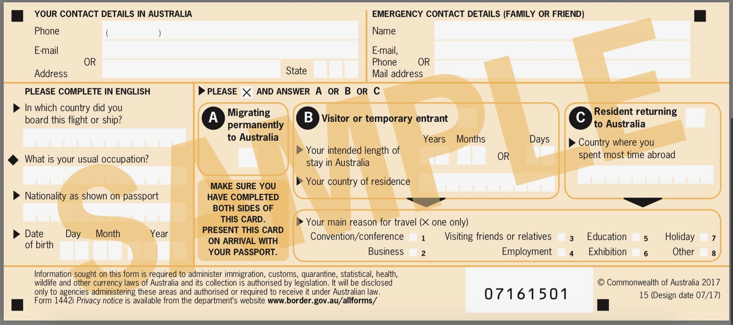 Važno! Izbegnite poništenje turističke vize za Australiju 2