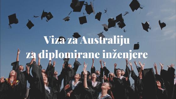 Viza za Australiju za diplomirane inženjere 2