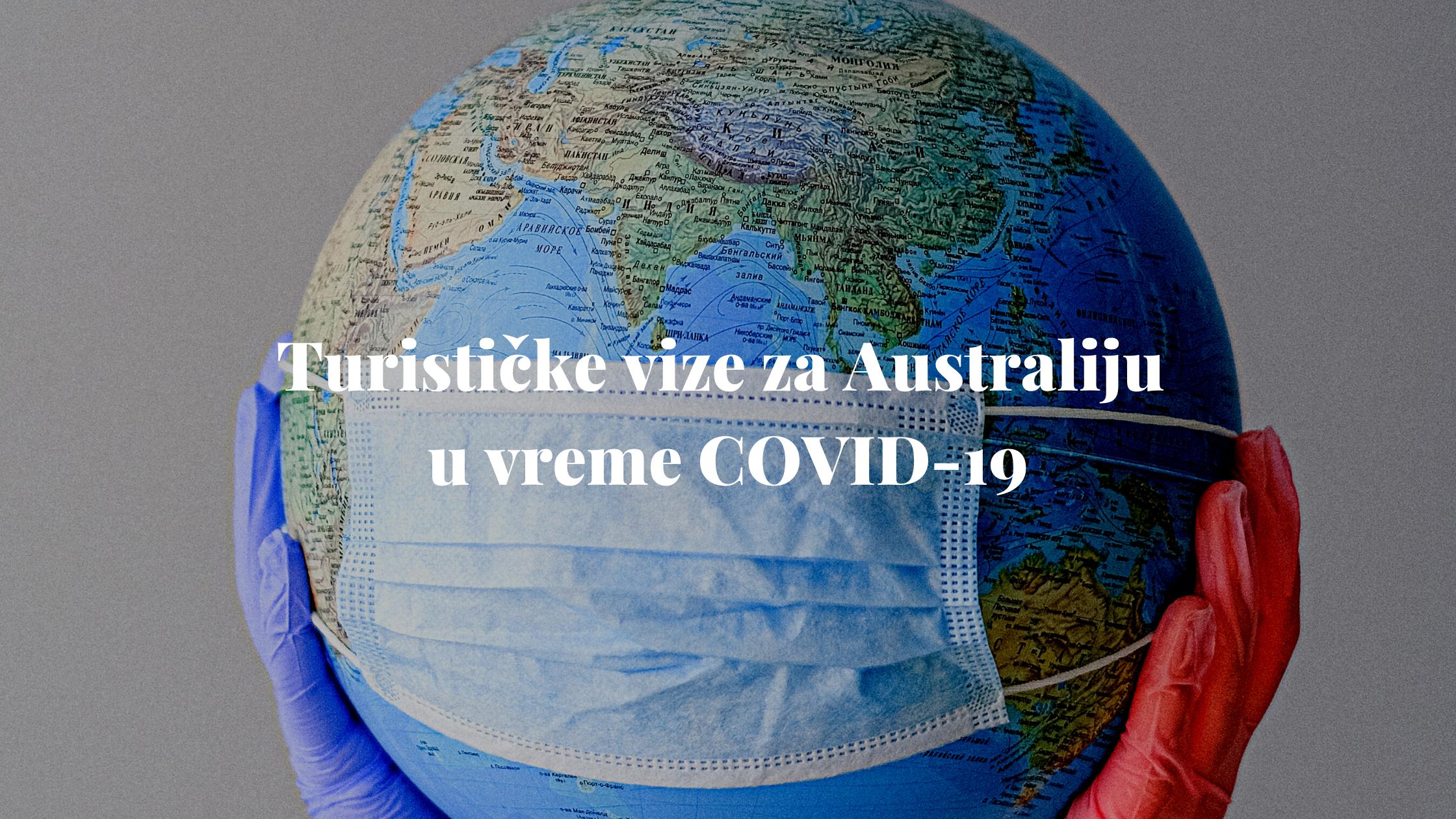 Turističke vize za Australiju u vreme COVID-19 1