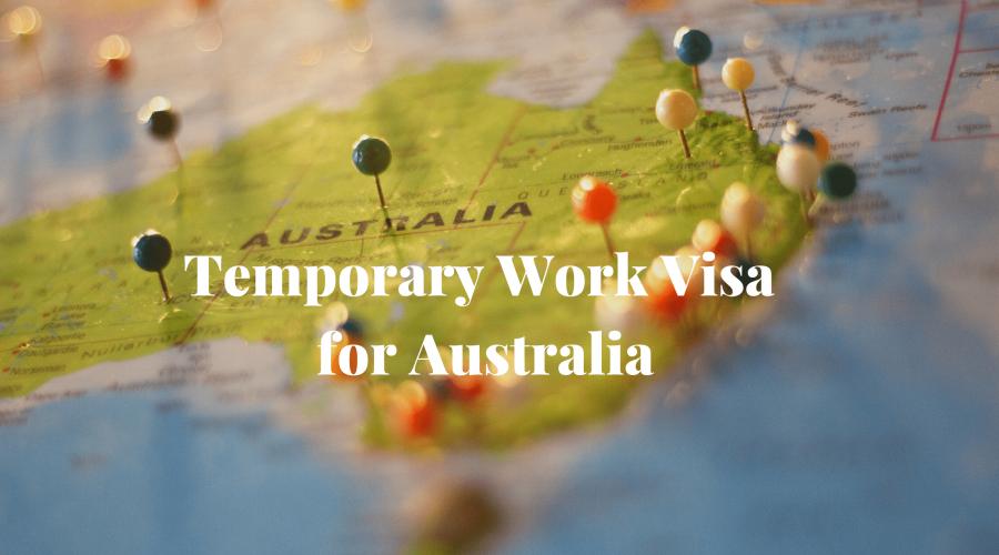 Privremena radna viza za Australiju (1)